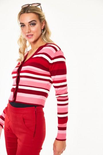 Day stripe sweater