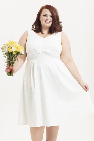 Monroe Bridal Plus Size Dress