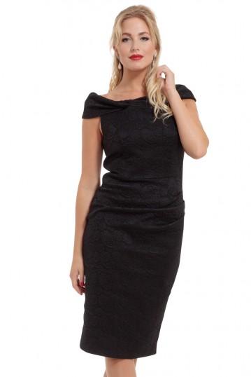 Maisie Paisley Pencil Dress
