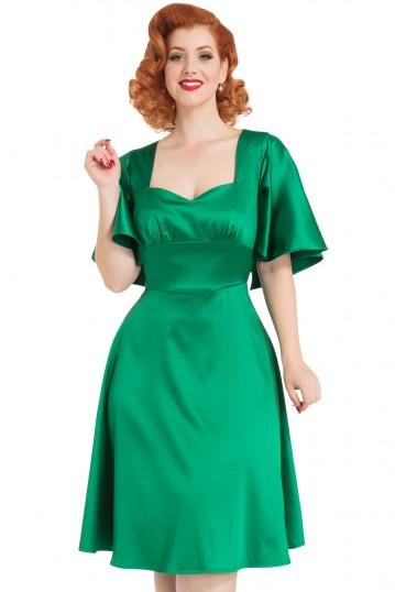 Mariah Cape Dress