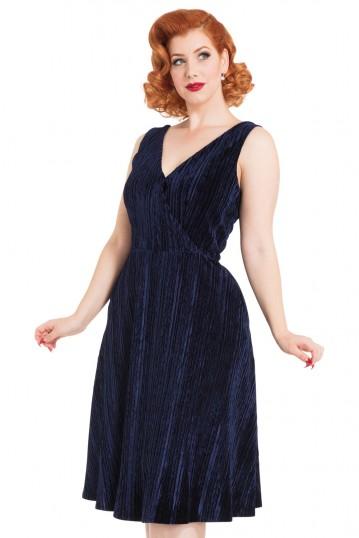 Millicent Velvet Midi Dress
