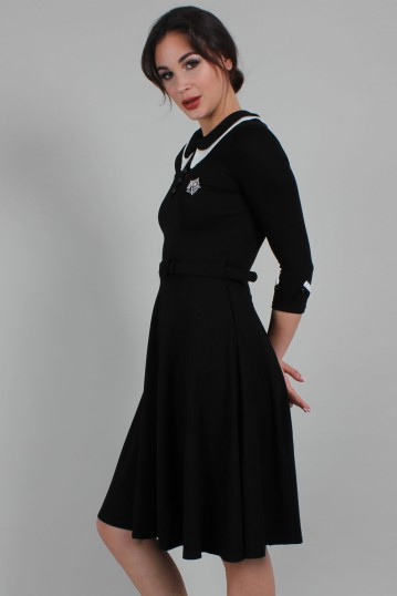 VV X Acid Doll Dark Sacrement Curve Dress