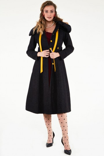 Molly Speckled Coat