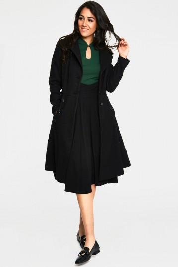 Nicole Black 40s Style Coat
