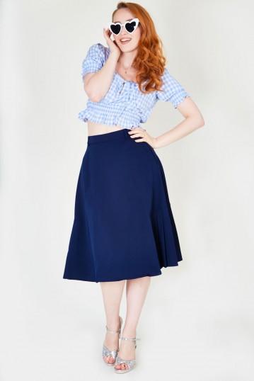 Nyla Knee-length Skirt