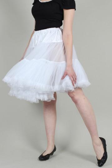 Patti White Petticoat
