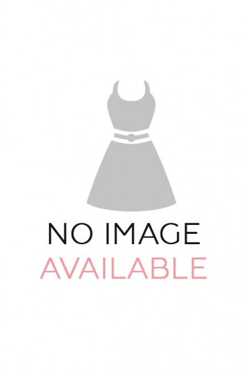 Bonnie Bridal Satin Caped Dress-Ivory-S