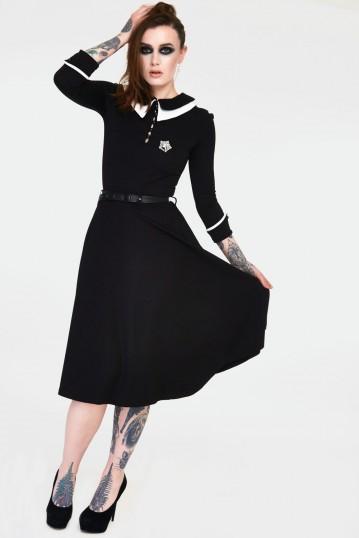 VV X Acid Doll Dark Sacrement Dress