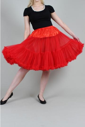 Patti Red Petticoat