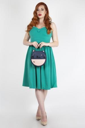 Joanie Round Kitty Handbag