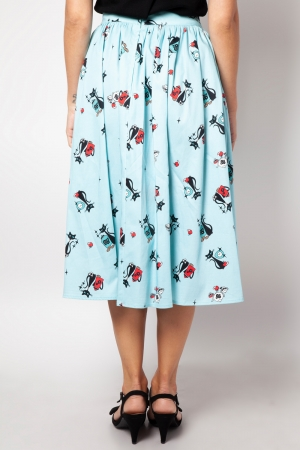 2bb0a5e013 Vintage Style Skirts | Vintage Pencil Skirts | Voodoo Vixen ...