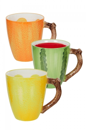 Feeling Fruity Mug Set