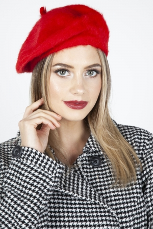 Robin Red Beret