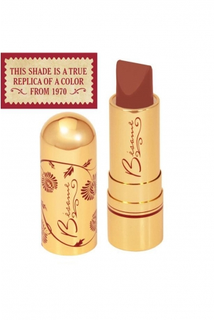 1970 - Chocolate Kiss Lipstick by Bésame