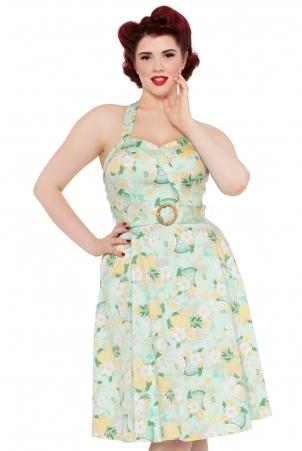 Layla Halter Neck Dress