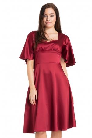 Lisa Cape Dress