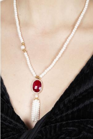 Miss Scarlett's Multi Necklace