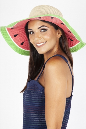 Watermelon Sun Hat