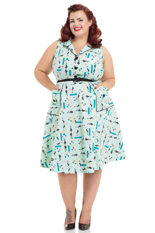 Plus Size Vintage Dresses | Voodoo Vixen
