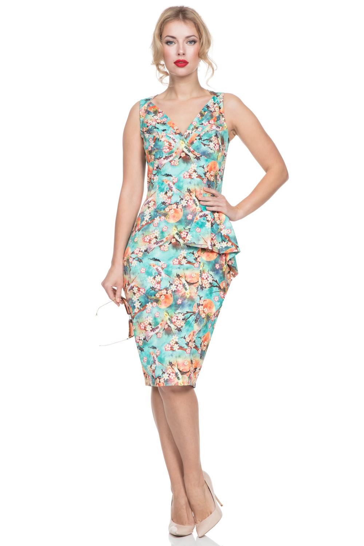Jessa Pencil Summer Dress