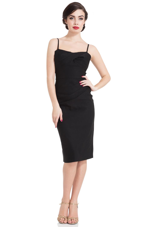 Marilyn Wiggle Dress