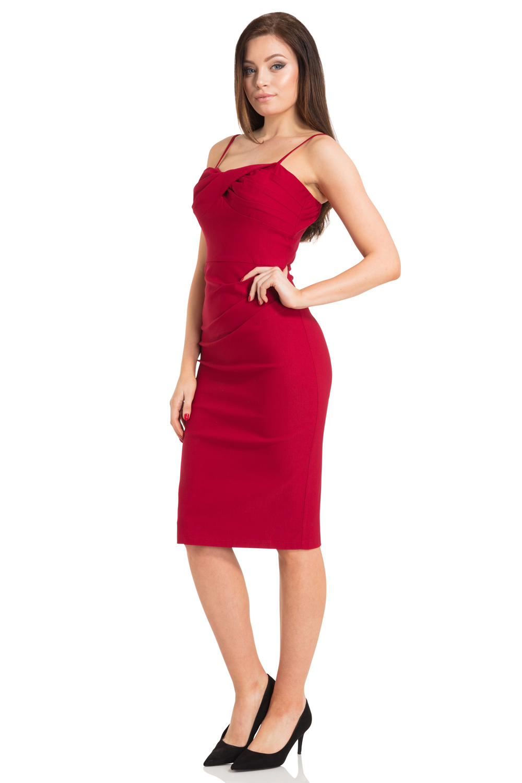 Jayne Wiggle Dress