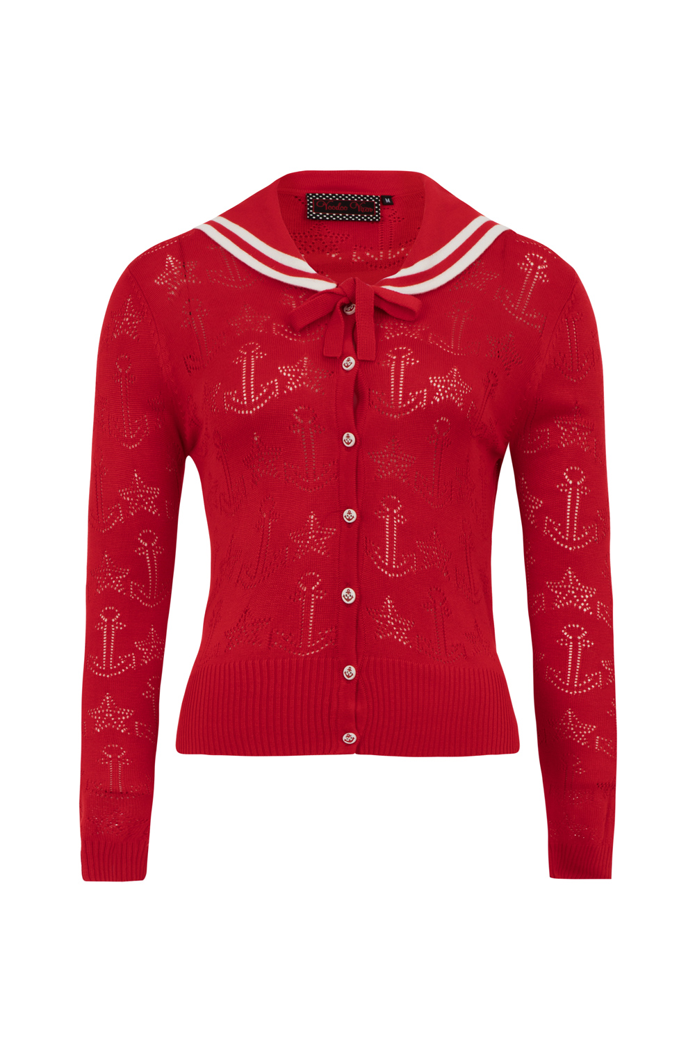 Jenni Cardigan Red