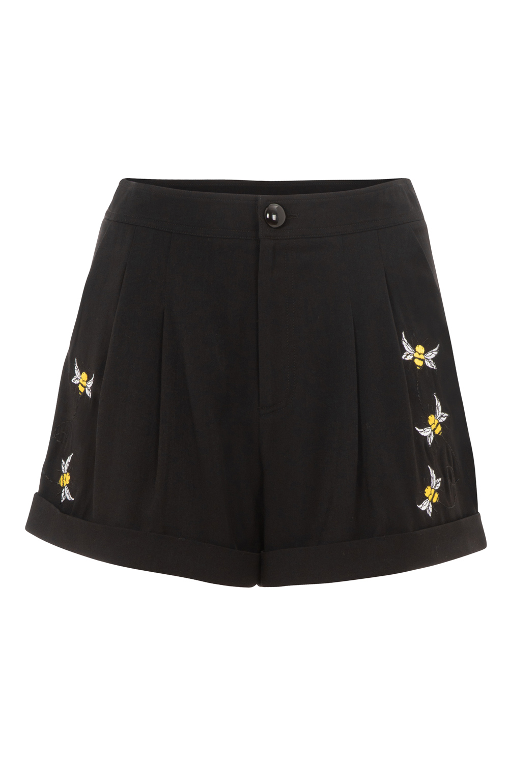 Natasha Bee Print Shorts
