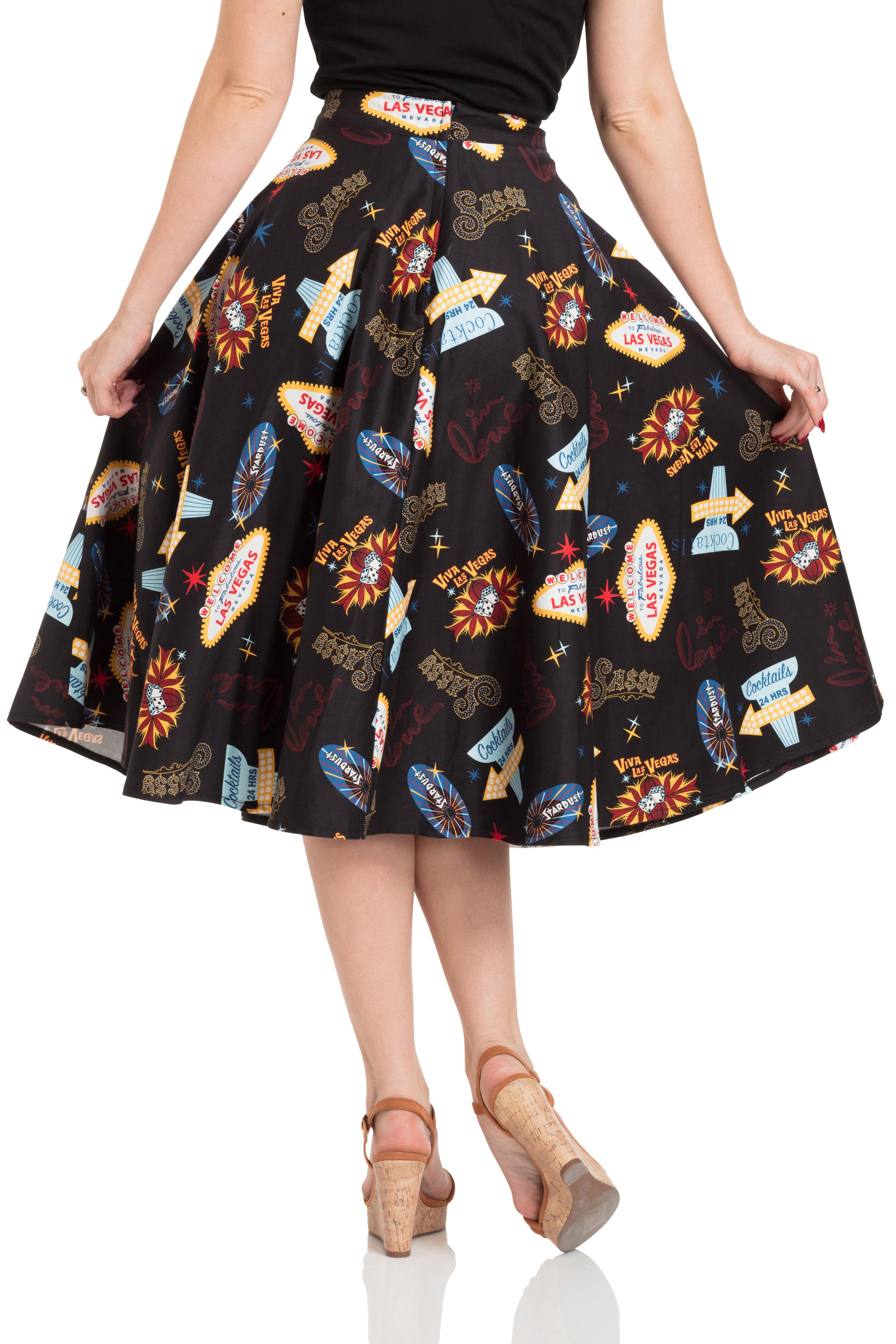 Pippa Las Vegas Skirt