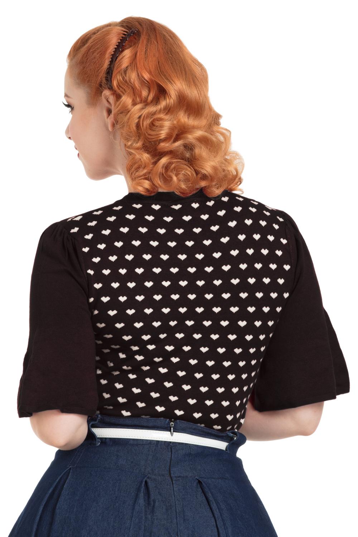 Shelly Flutter Sleeve Sweater