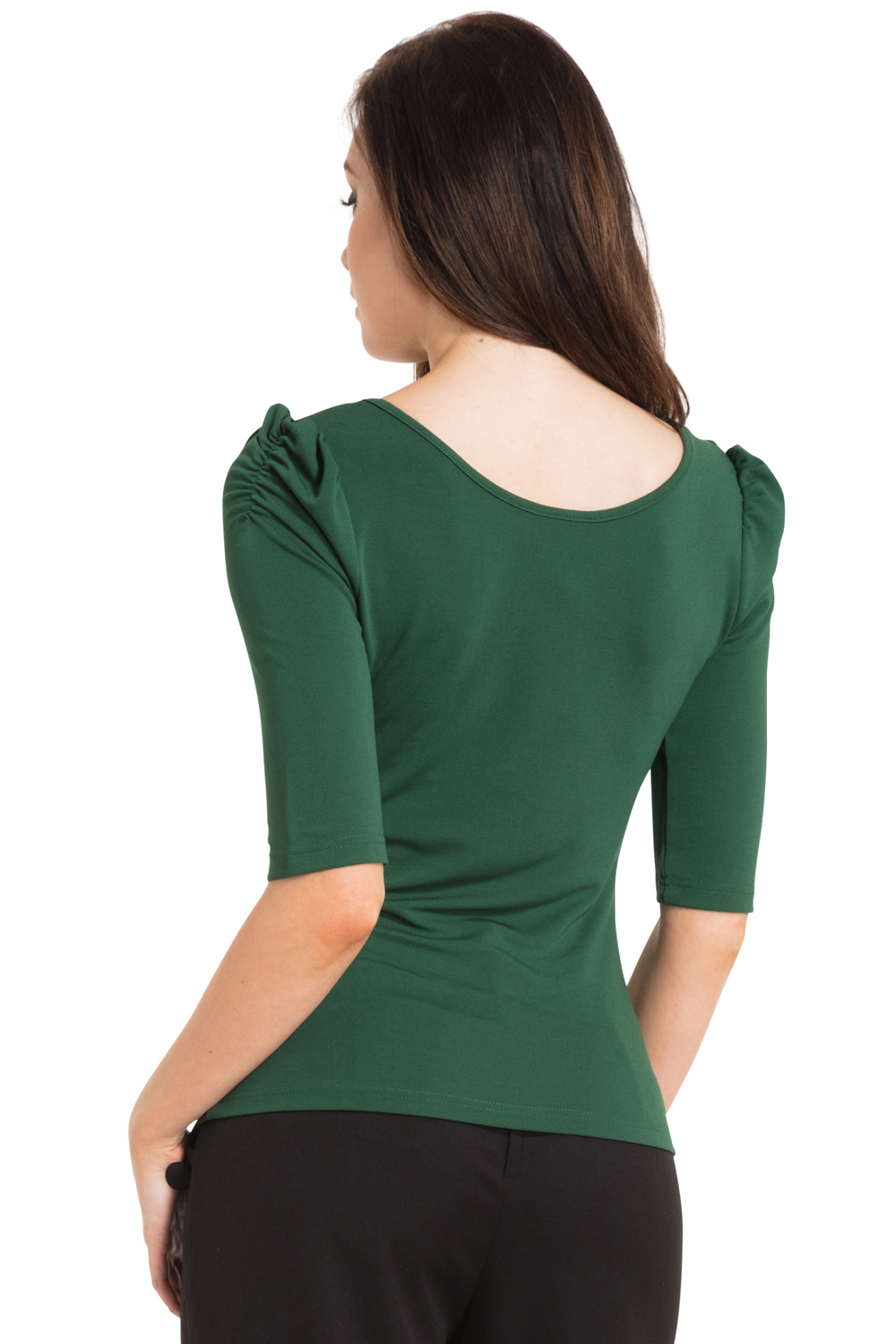 Von Teese Top Green