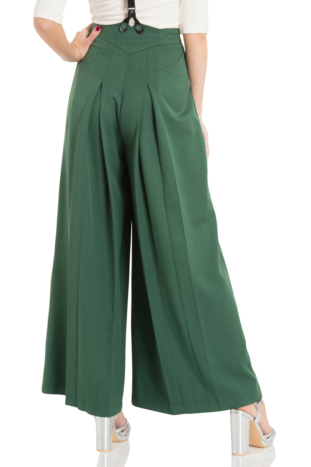 Laura Green 40s Style Trousers